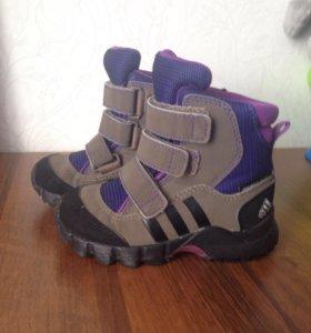 Детские ботинки Adidas Primaloft