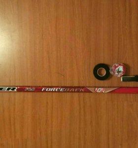 Хоккейная клюшка с пером ССМ