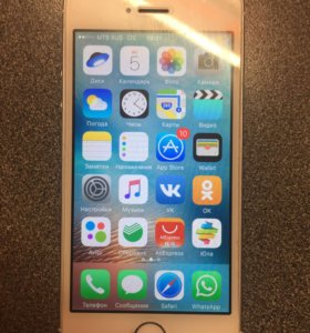 iPhone 5s LTE 32 gb white