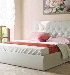 Кровать интерьерная «Тиффани» (склад,новая)