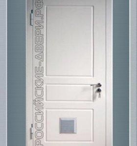 Входные металлические двери в котельную