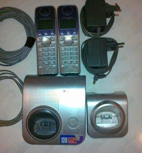 Радиотелефон Panasonic- KX-TG2512CAM