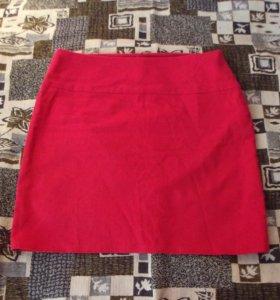 юбка(ткань-лен)