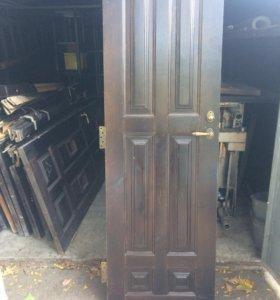 Двери межкомнатные бу