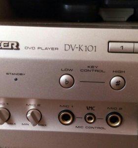 DVD плеер (караоке)