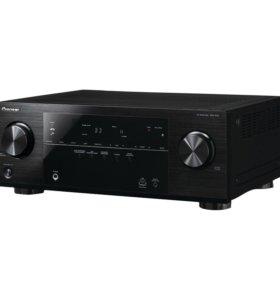 AV-рес-р 5.1 Pioneer VSX-522K 5x140Вт чёрный гар-я
