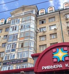 Квартира, 2 комнаты, 92 м²