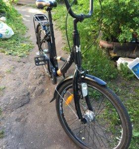 Велосипеды с Финляндии Jopo (Helkama)