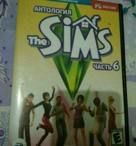 Sims 3 (антология) 😍