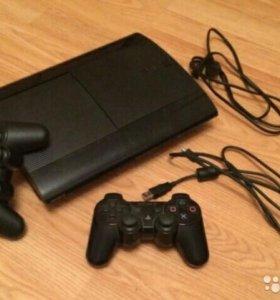 Sony PS3 больше 20 игр в комплекте