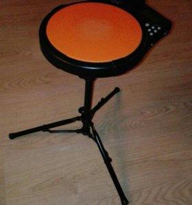 Тренажёр для отработки навыков игры на барабане