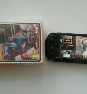 PSP PlayslStationPortable Charcoal Black PSP-E1008