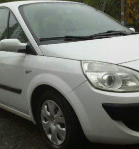 Renault Scenic,2008 год