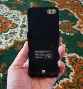 Чехол аккумулятор для айфона 5s