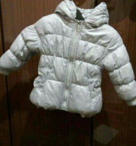 Продается детская куртка