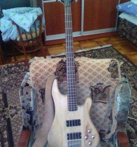 Бас гитара hartke WK4 custom