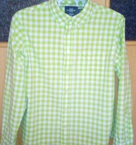 Рубашка фирмы H&M ( L.O.G.G.).
