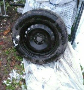 Колеса зимние 16 с диском