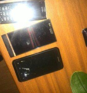 Телефоны на зч или восстановление