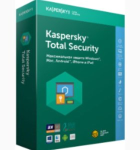 ЛИЦЕНЗИЯ Kaspersky Total Security на 1 год