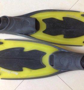 Ласты для дайвинга Tusa reef tourer размер 36-37