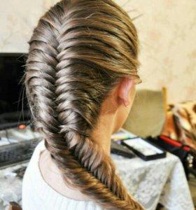 Делаю причёски