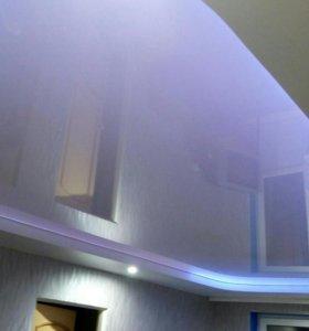 Натяжной потолок от мастера