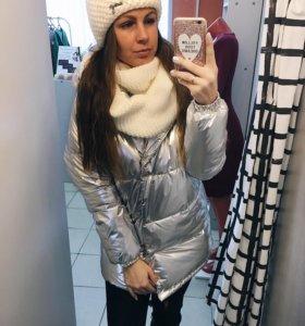 Куртка-зефирка зимняя