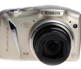 СРОЧНО! Цифровая камера Canon PowerShot SX130 IS