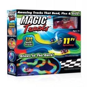 Волшебный трек Magic track 220 деталей