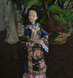 статуэтка китаянка