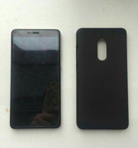 Продаю.Xiaomi redmi note 4. 3gb. 64gb