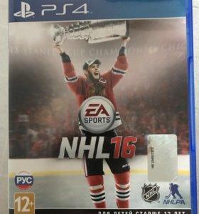 NHL 2016 PS 4