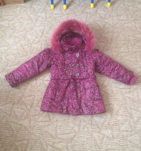 Пальто зимнее NewSoon