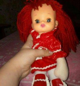 Поющая кукла