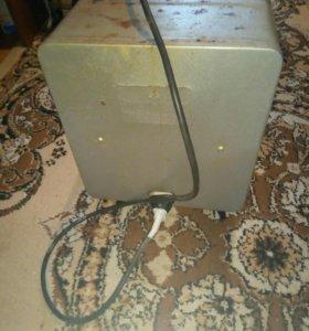 компактная старая духовка электрическая