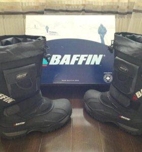 Супер Сапоги зимние BAFFIN новые  -100*С
