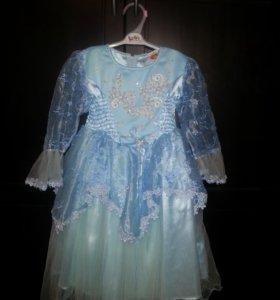 Нарядные платья в садик