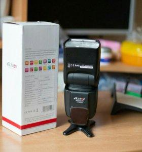 Вспышка Viltrox JY 680A Canon Nikon Sony