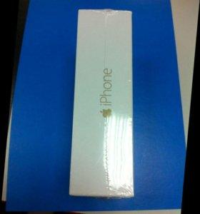 Новый iPhone 6 16 гбайт