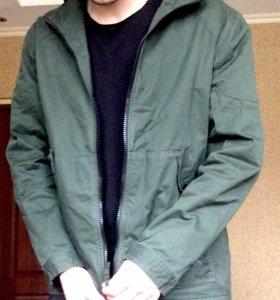 Укорочённая парка/куртка Springfield