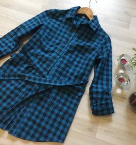 ✅ Рубашка платье