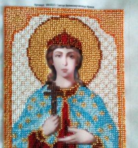 Картины бисером и крестиком