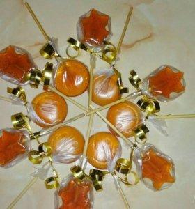 Домашние леденцы-конфеты