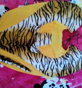 Новогодний костюм тигренка.
