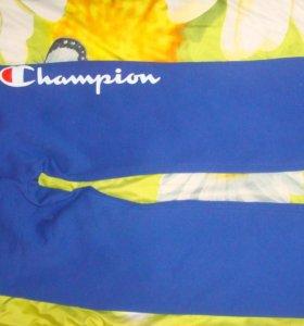 Брендовые спортивные штаны Champion