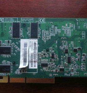 Radeon 9600 256 mb. DDR