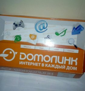 ADSL Модем Домолинк