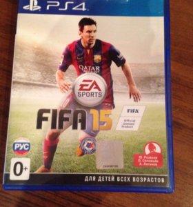 FIFA 15 на ps 4