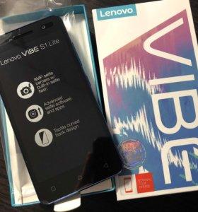 Новый Lenovo Vibe s1 Lite